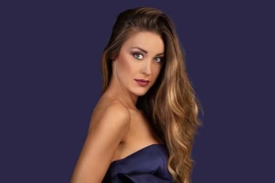 Erica De Matteis Miss Universo Italia 2018