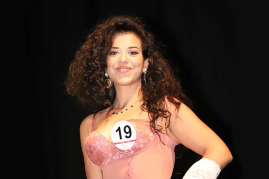 Miss Curvyssima 2019 è Deborah Spada